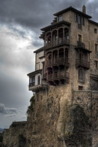 Hanging houses in Cuenca