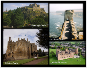 Castles of Edinburgh