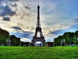 Summer in Paris