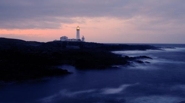 The Coast of Fair Isle