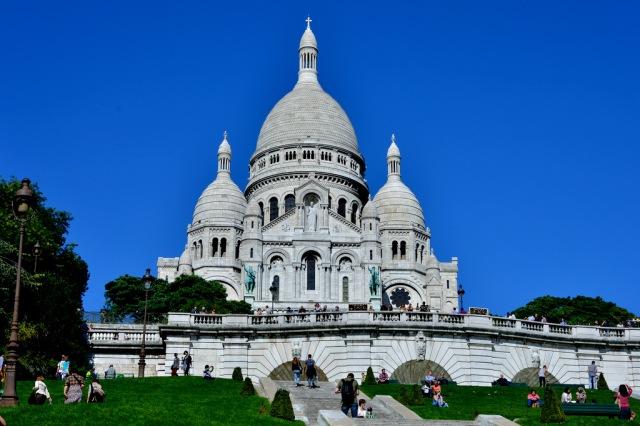 Sacré-Cœur paris Itinerary