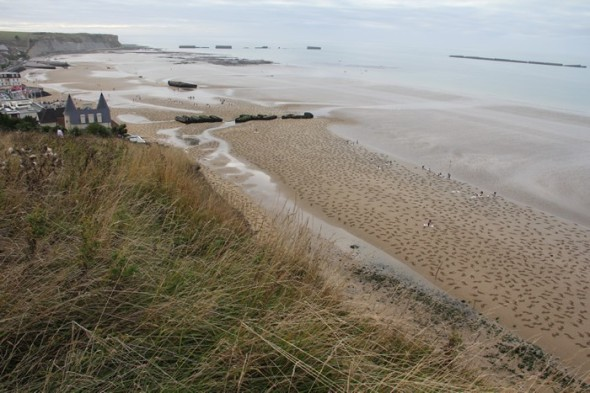 D Day, Normandy Beach