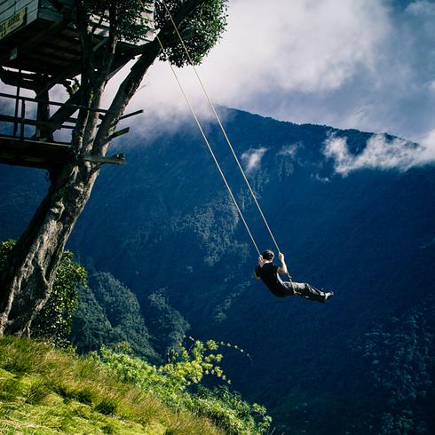 I love this swing