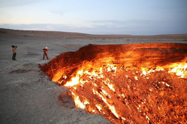 Door to Hell, Turkmenistan 2