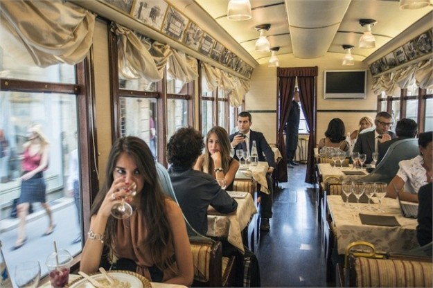 Milan-dining-tram - Things to do