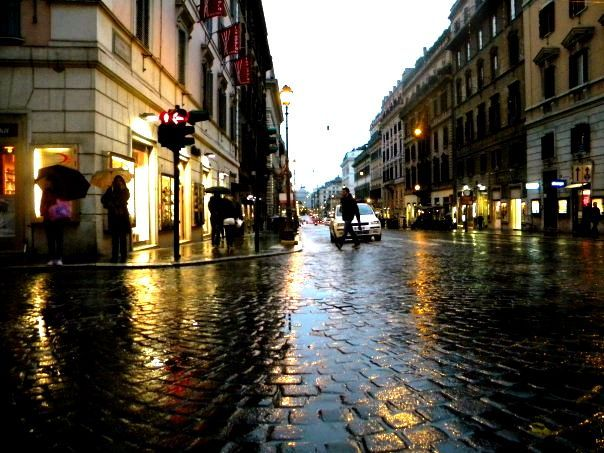 Milan Italy in Rainy days - places to see